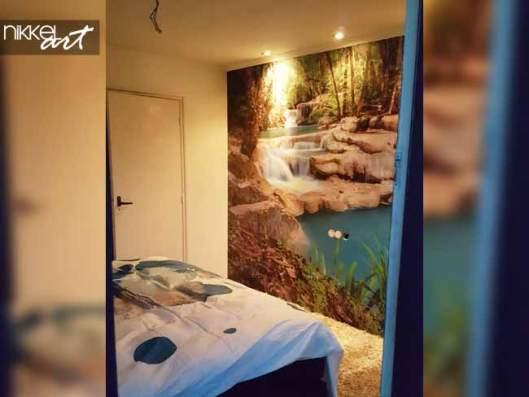 fotobehang-waterval-nikkel-art